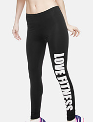 Running Bottoms / Tights Women's Breathable / Quick Dry / Sweat-wicking / Compression / Held-In Sensation Tactel Yoga / Fitness Sports