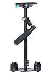 Aluminum Alloy Video Camera Steadicam, High Presicion Adjustable Length Camera Stabilizer