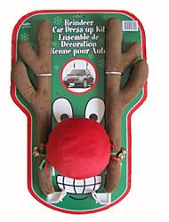 lorcoo®original costume veicolo renna con jingle bells