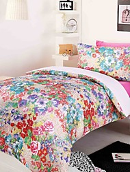 Set de 2 unidades funda nórdica impresa - impresión clásica súper blando de alta calidad 100% algodón de primera calidad ropa de cama