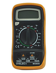 Multifunction Mini Digital Multimeter/Temperature Test