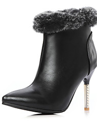 Women's Shoes Stiletto Heel Pointed Toe/Closed Toe Boots
