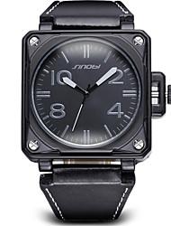 Masculino Relógio de Pulso Quartz PU Banda marca