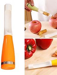 1 Apple Seed Remover For Pour Fruit Autre Ecologique Creative Kitchen Gadget Nouveautés