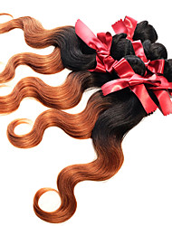 1 Piece Body Wave Human Hair Weaves Brazilian Texture Human Hair Weaves Body Wave