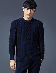 New winter sweater sweater Mens wind Chinese male thread