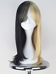 Cosplay Wigs Cosplay Cosplay Yellow Medium Anime Cosplay Wigs 54 CM Heat Resistant Fiber Male / Female