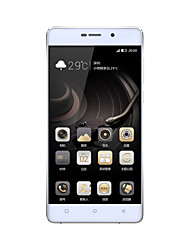 "Gionee M3S 5.0 "" Android 5.1 4G-smartphone (Dual SIM Quadcore 8 MP 1.5GB + 16 GB Zwart / Wit)"