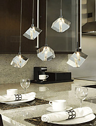 Fashion Crystal Lamp Five Head Crystal Pendant