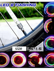 LED - Cycling Color-Changing AG10 90 Lumens Battery Cycling/Bike / Driving / Motocycle-Lights