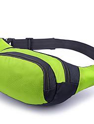 2 L Bolso del teléfono celular / Bolsa de cinturón Acampada y Senderismo / Fitness / Deportes de ocio / Viaje / CarreraAl Aire Libre /