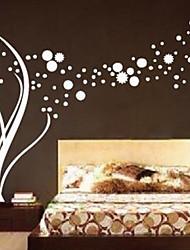 Botanical / Fashion Wall Stickers Plane Wall Stickers , PVC 120cm*190cm