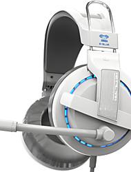 e-blue ehs937 sur l'oreille casque de jeu professionnel avec micro