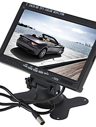 7 Inch Color TFT-LCD Car Rearview Monitor for DVD Camera