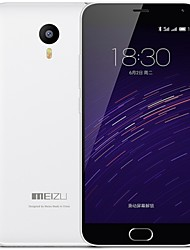 "MEIZU M2 Note 5.5 "" Android 5.0 Smartphone 4G (Chip Duplo Octa Core 13 MP 2GB + 16 GB Cinzento)"