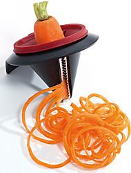 Cortadores de Frutas e Vegetais Aço Inoxidável / Polipropileno ,