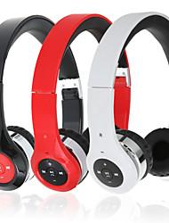étirable&pliable sans fil Bluetooth v3.0 casque casque avec micro pour iPhone iPhone6 6plus bord s6 s6