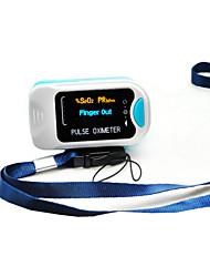 günstige OLED Fingerspitze Pulsoximeter Blutsauerstoffsättigung SpO2-Überwachung großer Rabatt