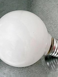 G80 Bulb Spherical Incandescent Bulb Light Milk White Dragon Pearl Bubble
