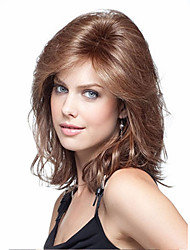 Lady Women Wig Sale To Eurepean  Syntheic  Hair Wig