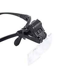 Monocular / Magnifiers/Magnifier Glasses Reading / Watch RepairFogproof / Generic / High Definition / Wide Angle / Headset/Eyewear / LED