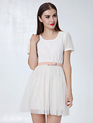 Women's Lace  Dress(lace)