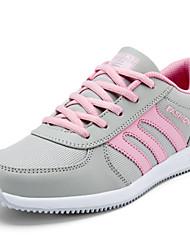 Zapatos de mujer - Plataforma - Plataforma / Creepers - Zapatos de Deporte - Oficina y Trabajo / Casual / Deporte - Semicuero -Negro /