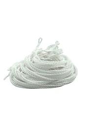 Yo-Yo Strings - Ten (10) Pack of 100% Poly YoYo String - White