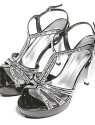 Meirie's Women's Satin Sandals