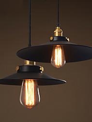 Luzes Pingente - Metal - Lâmpada Incluída -Quarto / Sala de Jantar / Cozinha / Quarto de Estudo/Escritório / Quarto das Crianças / Quarto