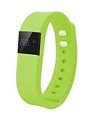 TW64 Monitor de Atividade / Pulseira Inteligente Impermeável / Pedômetros / Monitoramento do Sono / Vestível Bluetooth 4.0 iOS / Android