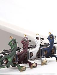 fttattoo® puro tatuagem ferro envoltório metralhadora M118 bobinas de cobre profissional