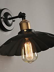 Candelabro de pared LED Moderno/ Contemporáneo Metal