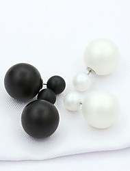 Lisa The Latest Fashion Artificial Pearl 24K Gold Earrings