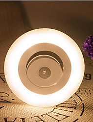 0.7W Fashion Led Small Night Light Human Intelligent Light-Control Infrared Led Corridor Night Light Induction Lamp