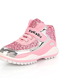 GIRL - Sneakers alla moda - Comoda - Lustrini