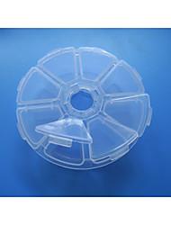 Extraíble Plástico Plástico Maletín para herramientas