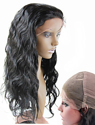 """Promotion Top Quality Human Hair Full Lace Wigs 130% #1 #1B #2 #4 Body Wave Glueless Wigs 10""""-30"""""""