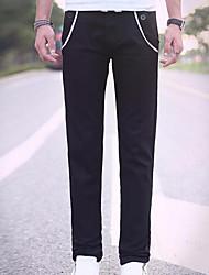 Jean ( Coton / Denim ) Informel Taille Normale à Jeans pour Homme