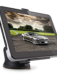 "Car 7"" Touch Screen GPS Navigation MTK 128MB RAM 8GB with West Europe Map"