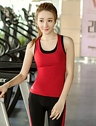 Yoga Clothing Sets/Suits Yoga Pants + Yoga Tops Breathable / Lightweight Materials Stretchy Sports Wear