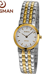 EASMAn Watches Women Golden Swiss Movement Sapphire Fashion 2015 Hot New Gold Ladies Quartz Watch Wristwatches