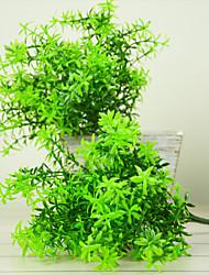 The Sun Grass Plant Simulation Plastic Plants Artificial Flowers