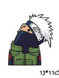 Funny Kakashi Car Sticker Car Window Wall Decal Car Styling