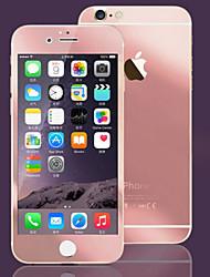 hzbyc® explosión hd de las placas, láminas de protección de vidrio templado para el iphone 6plus / 6s más
