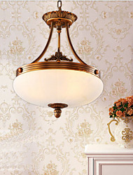European Marble lamp Copper Chandelier Aisle Lights
