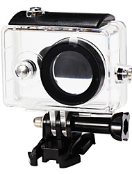 Gopro Accessories Waterproof Housing / Mount/Holder Waterproof, For-Action Camera,Xiaomi Camera Universal Plastic