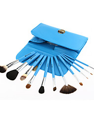 11Powder Brush / Foundation Brush / Makeup Brushes Set / Blush Brush / Eyeshadow Brush / Lip Brush / Brow Brush / Eyeliner Brush / Liquid