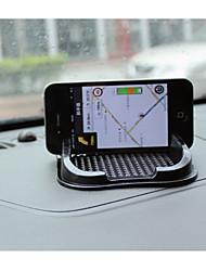 1pcs antiscivolo accessori per auto tastiera del cellulare auto stuoia auto