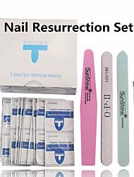 Uñas resurrección 1set herramienta esencial
